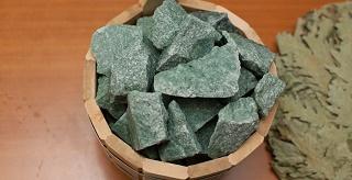 Купить камень серпентинит для бани и сауны, свойства для здоровья, отзывы