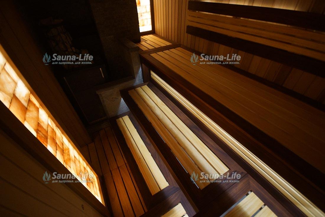 Услуги Sauna Life